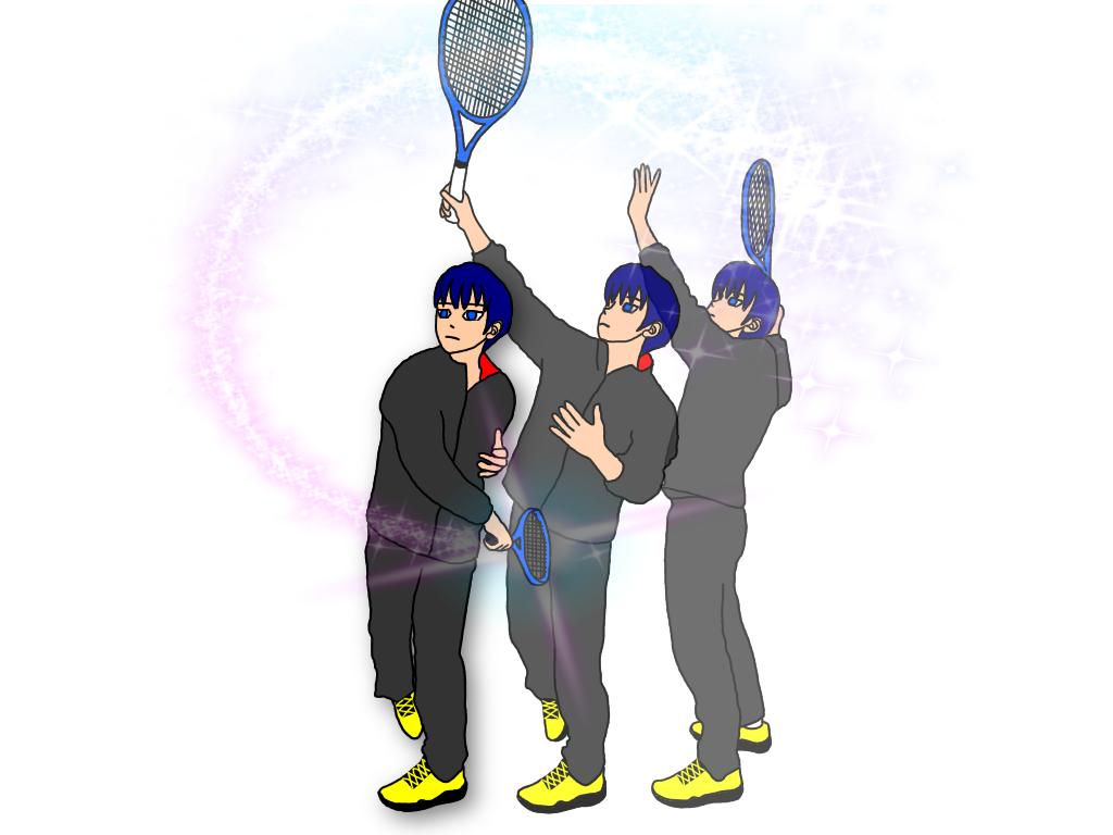 テニスに有効な素振りの方法とは?