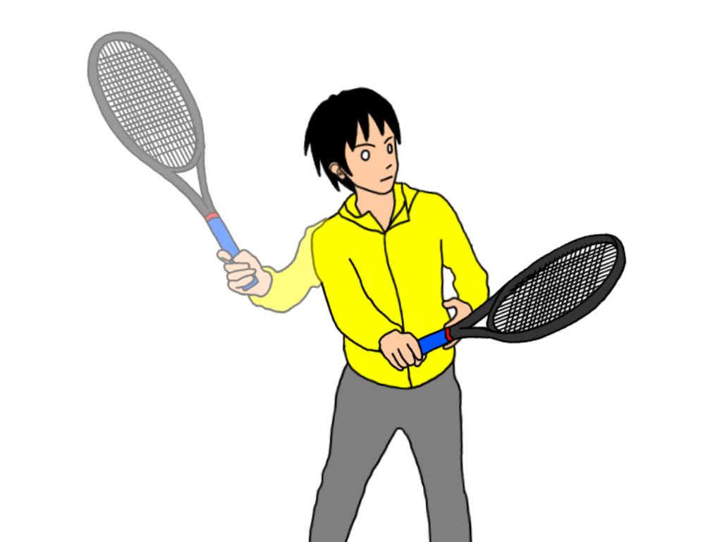 「グリップでテニスボールをボレーしてみる」ドリルはどんな人にオススメか?