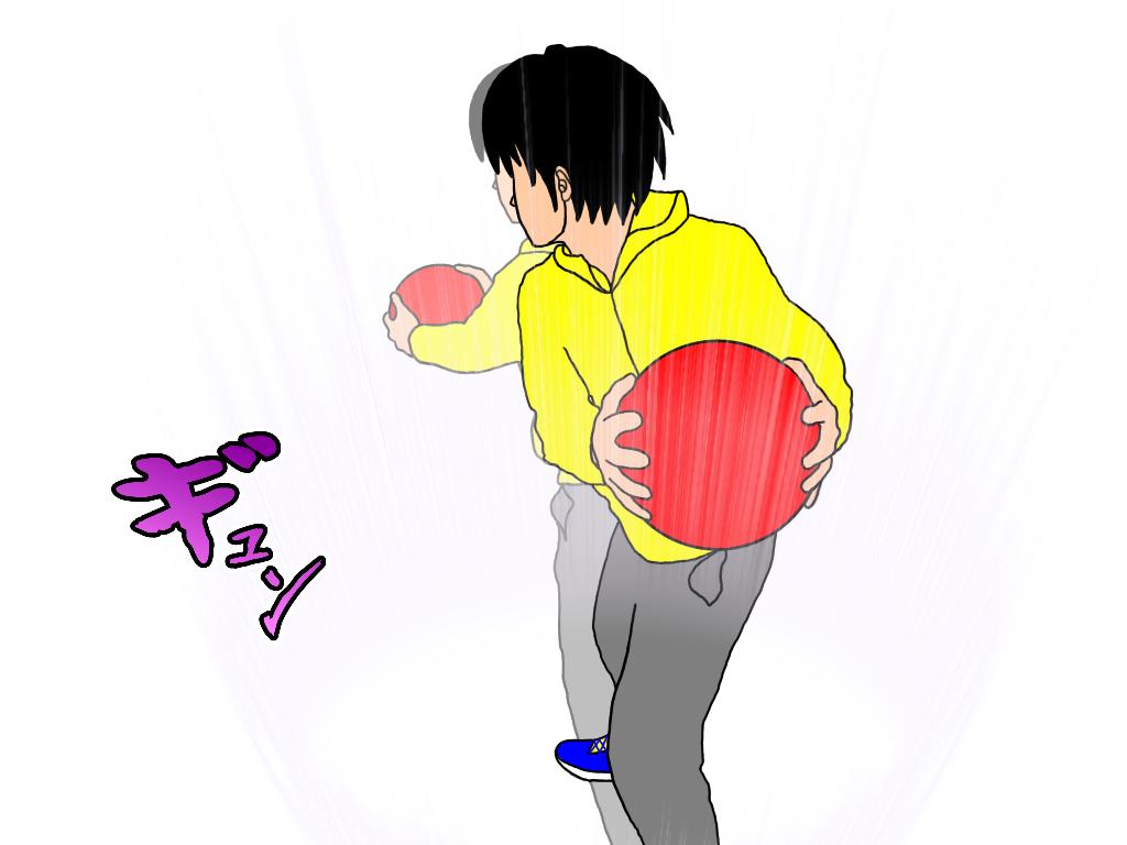 メディシンボールを投げる効果