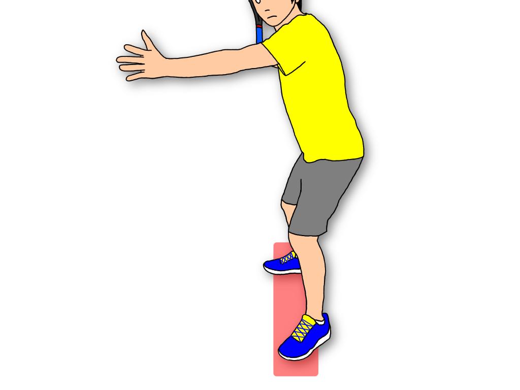 【テニスのスタンス】種類と特徴