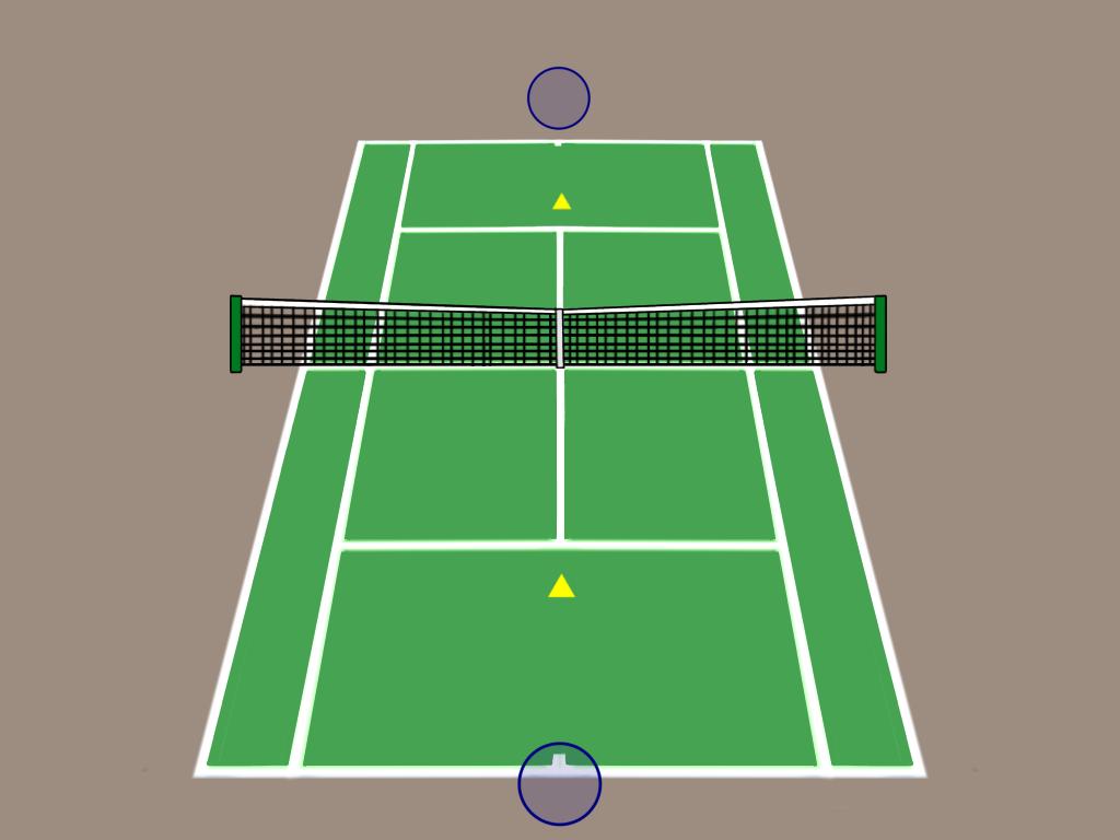 ストレートラリーでテニスはもっとうまくなる!【アレンジの仕方】