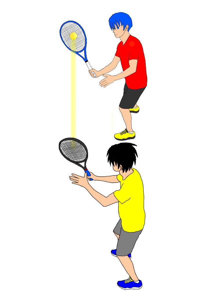 【テニスのボレーボレー】コントロールを磨く8つのドリル